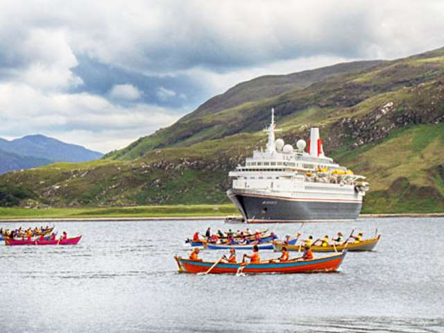 Scenic Scottish Islands Cruise